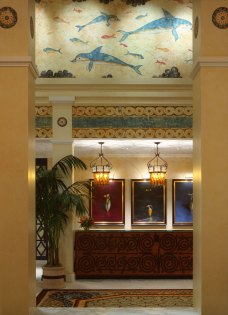 Seattle's Monaco Hotel| Evans & Brown mural art