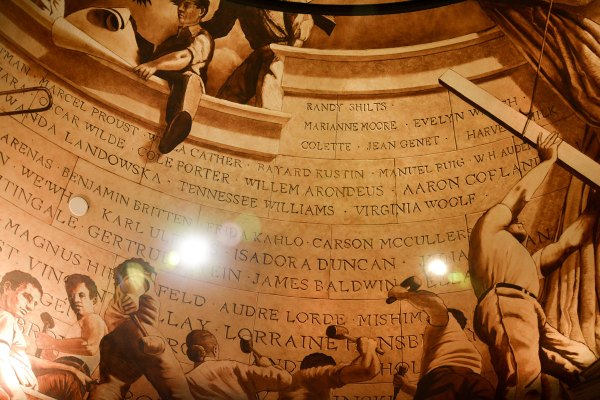 Writers, artists, philosophers through the ages