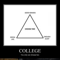 College: Choose 2