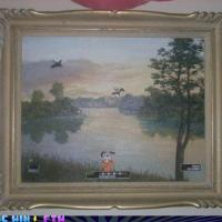 Epic Duck Hunt Art Homage