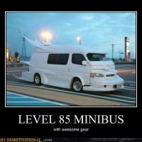 Level 85 Minibus