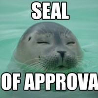 Seal of Approval