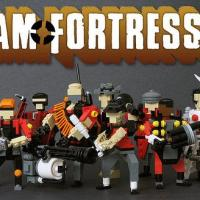 Team Fortress 2 - Lego Style