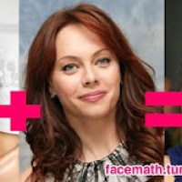 Celebrity face math