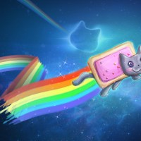 Nyan Cat Dubstep