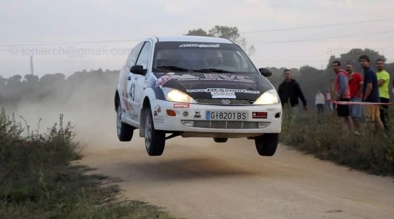 El equipo de Competicion de EVC competira en Rallyes de tierra