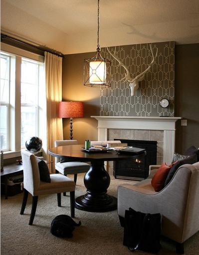 Accent Walls.. Emphasize a Focal Point. | Evelyn's Blog