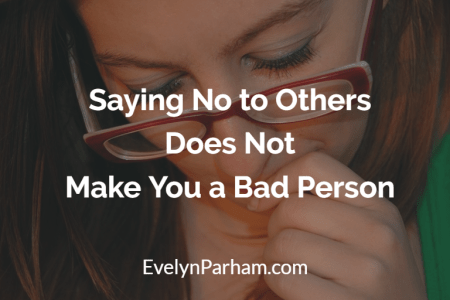 Saying 'No' to Others is Healthy for Your Mind, Body, and Spirit