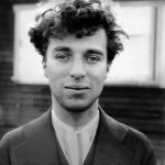 Black & White Portraits of Charlie Chaplin without His Trademark Moustache (3)