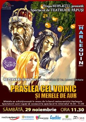 Afis Praslea WEB 1
