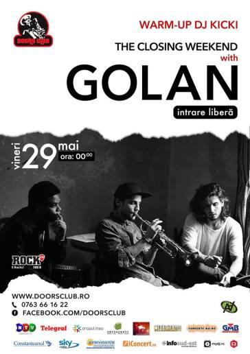 concert golan doors