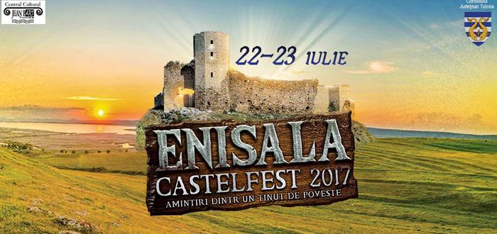 Concerte, ateliere şi distracţie într-un orăşel medieval, la ENISALA CASTLE FEST