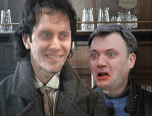 Miliband and I