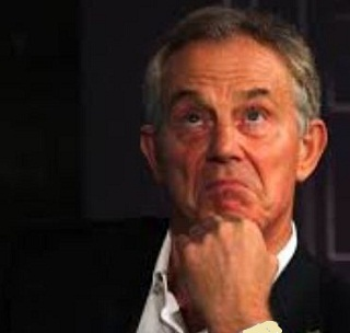 The fist of history biffs Blair in the face