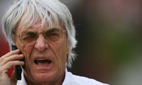 'You're breaking up' Bernie solves the Hamilton/Rosberg feud mid-race