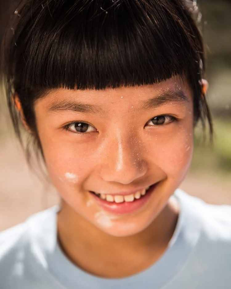 Ashima Shiraishi, age 14, is arguably the best female climber in the world right now.