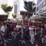 2016年10月16日(日)第40回よこすかみこしパレード / 横須賀中央大通り~米海軍横須賀基地内クレメント通り