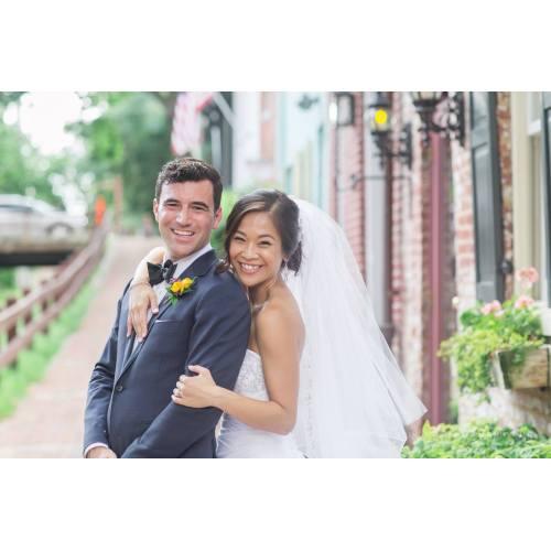 Medium Crop Of The Wedding Bride