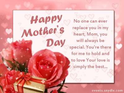 Top 20 Mothers Day Cards and Messages - Festival Around the World