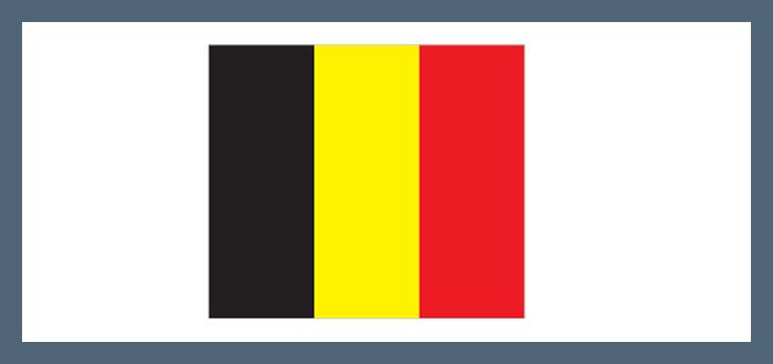 UIBS flag Belgium