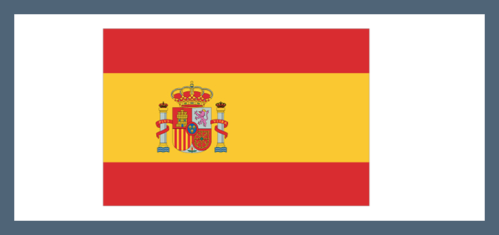UIBS flag Spain