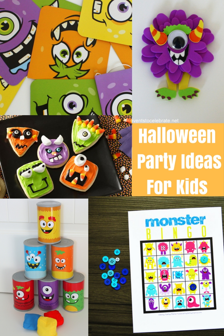 Fullsize Of Halloween Party Ideas For Kids
