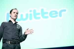 Evan Williams of Twitter
