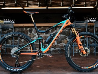 The most exciting product in SCOTT's 2018 range is arguably the all new Genius. Photo by Iwan Kemp.