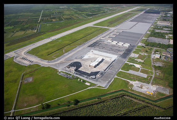U.S. Air Force Rejects Commercial Airport Proposal on Former Homestead Air Force Base