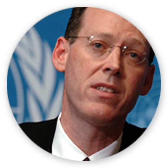 Dr. Paul Farmer; Founding Director of Partners in Health; Chair of Global Health and Social Medicine at Harvard Medical School