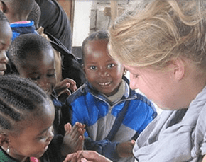 Arusha Children Center: Putting tourists to meaningful action