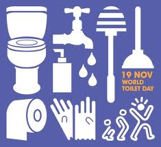 Getting Our S#!% Together on World Toilet Day