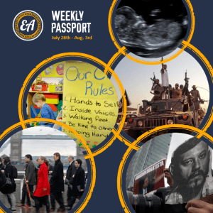 Weekly Passport: #JusticeforCecil, the Planned Parenthood Debate, & Syrian Casualties