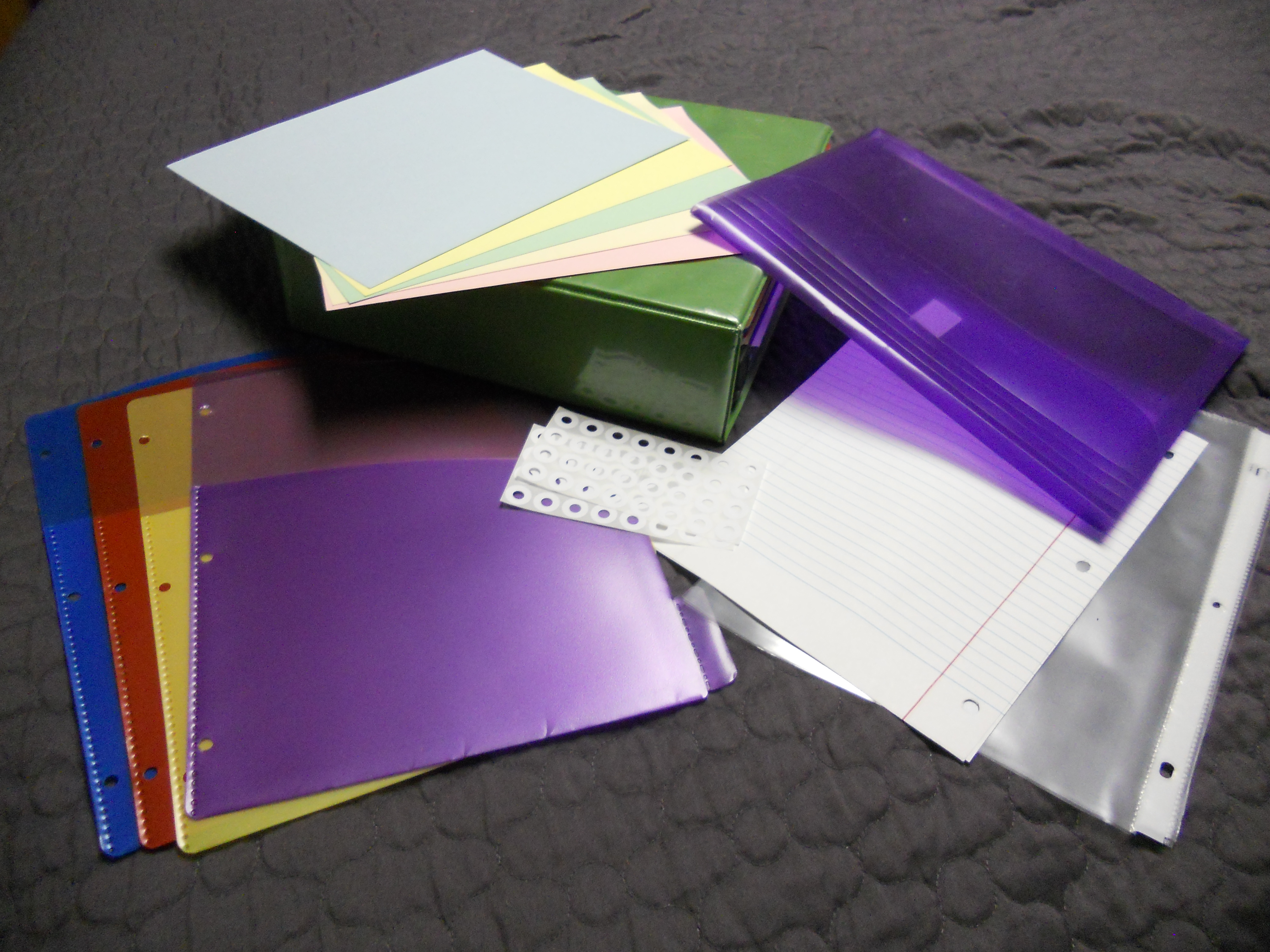 wedding planning binder wedding planner binder I chose to go with an old binder I had laying around and I think it is 2 5 3 Mine always seems to be overflowing so I would suggest something at least