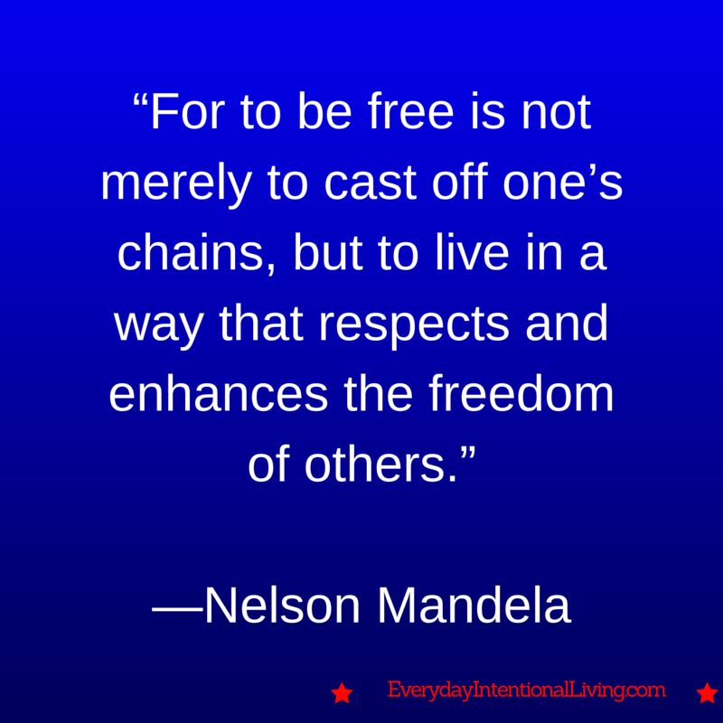 Thought for the Day: Nelson Mandela