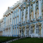 Palace of Catherine the Great-St Petersburg, Russia