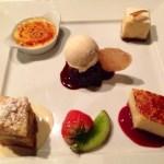 Oceania desserts