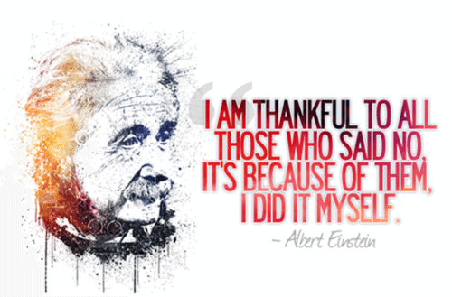 Einstein inspirational picture quotes