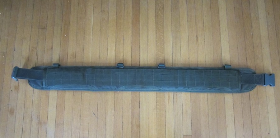 Sure-Grip Padded Belt