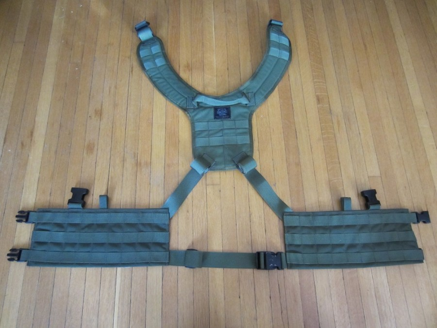 MAV Body 2 Piece and X Harness