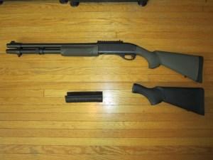 Remington 870 Tactical