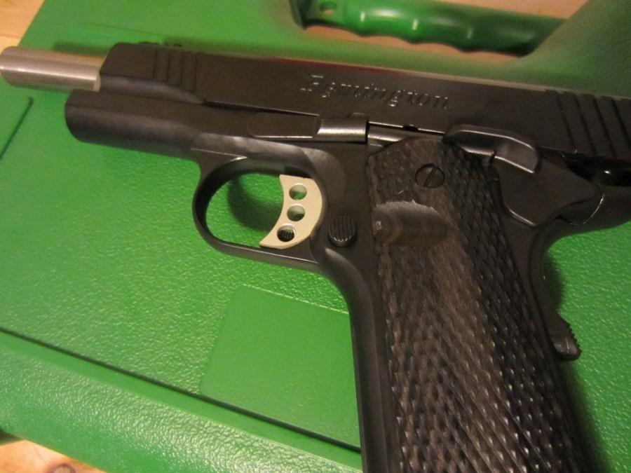 Lefft side or Remington R1 Enchanced