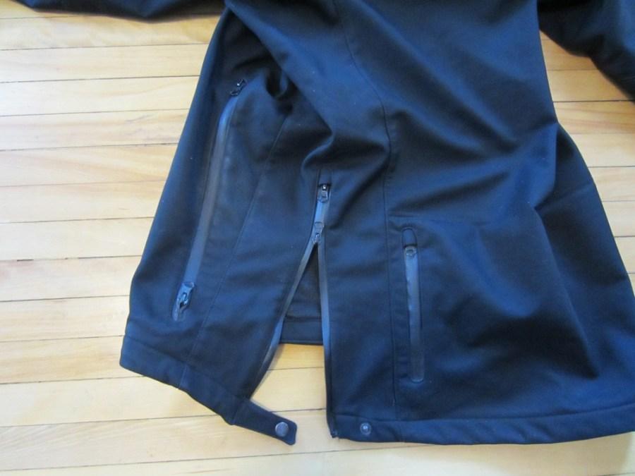 Tru-Spec 24-7 Tactical Jacket side zip