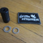 Griffin Armament's M4-SD II Tactical Compensator