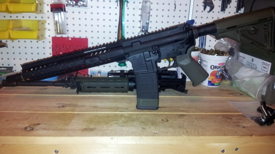 AR15 new upper