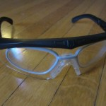 Revision Sawfly glasses with Rx insert