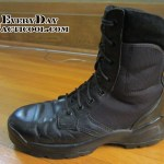 "5.11 Tactical 8"" Speed Boot outside"