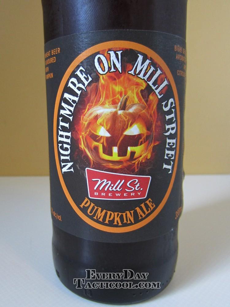 Nightmare On Mill Street Label