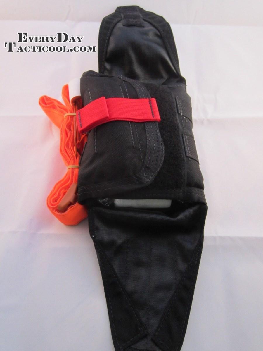 SOE pouch opening