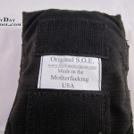 Original SOE Gear Compact Tear-Off Med Pouch rear